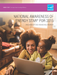 National Awareness of ENERGY STAR for 2016