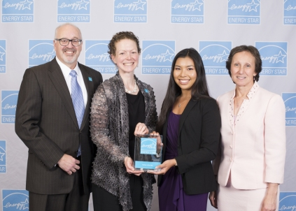 Hawai'i Energy received the ENERGY STAR Promotion award.