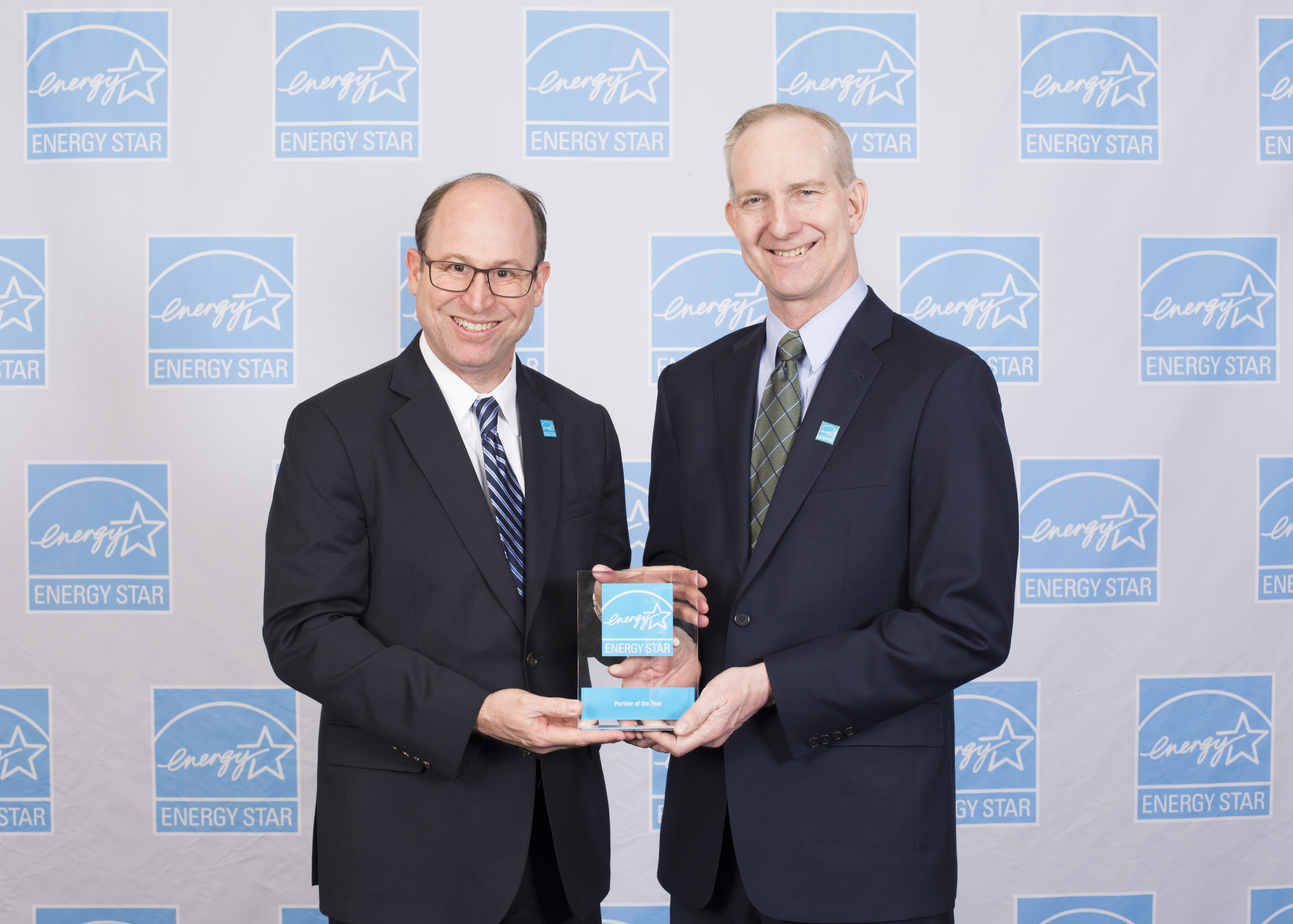 PSEG Long Island received the ENERGY STAR Partner of the Year award.