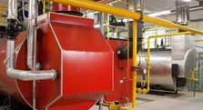 CEE engaged boiler manufacturers to address rightsizing efficiency.